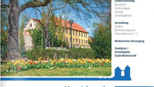 Bürgerinformation Stadt Wolmirstedt 2020/21