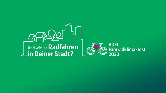 ADFC-Fahrradklima-Test - Jede Teilnahme zählt!