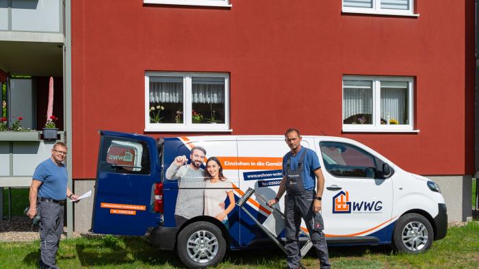 WWG setzt auf Elektromobilität