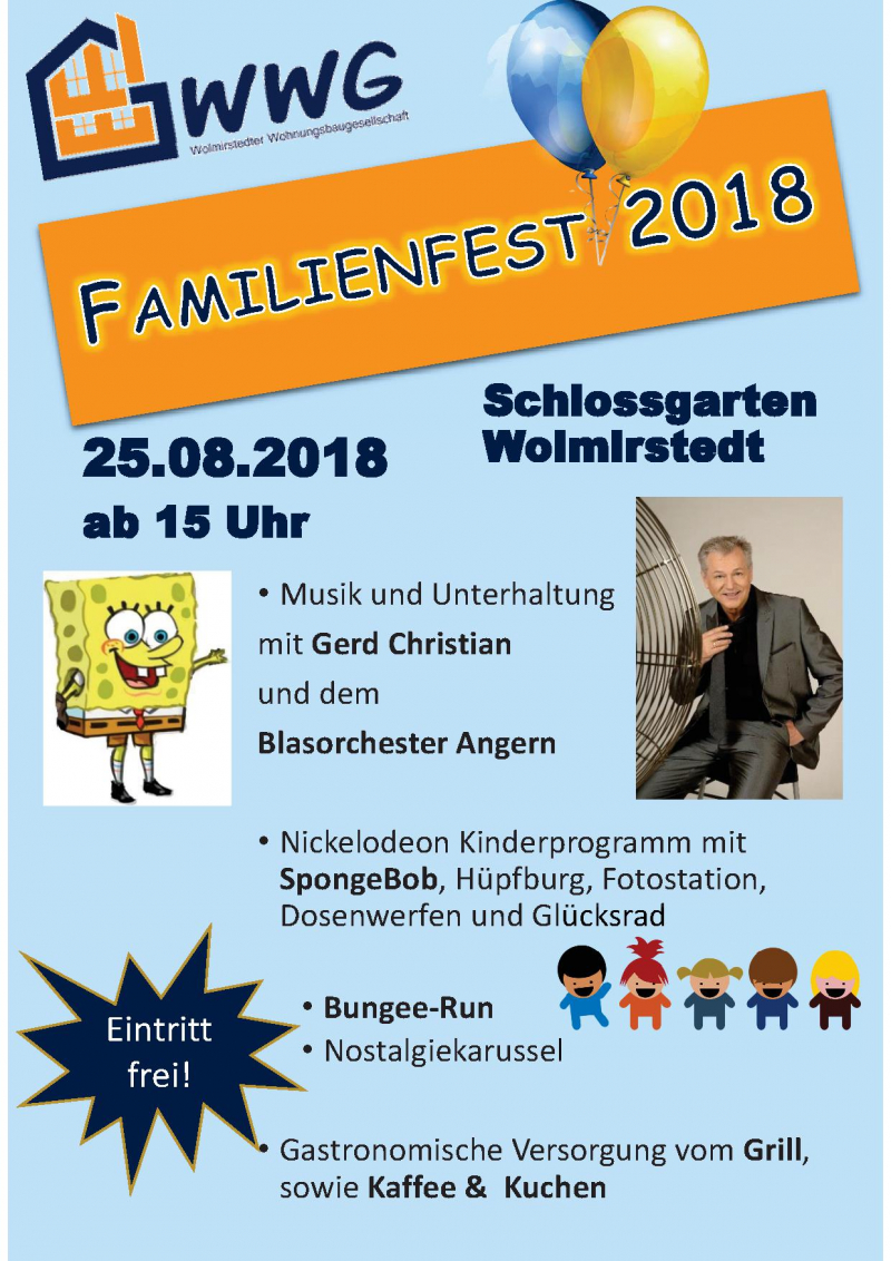 Familienfest 2018