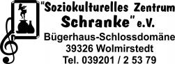 Logo Soziokulturelles Zentrum Schranke